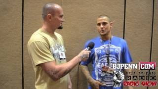 Exclusive: Dustin Poirier, This Is The Hurt Business - Get Beat In Front of Your Mom Or Whoever