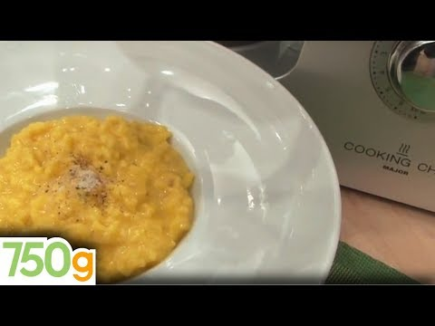 Risotto à la milanaise au Cooking Chef - 750 Grammes