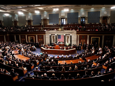 Senator Mitch McConnell and Chuck Schumer Addresses Senate Floor Debate