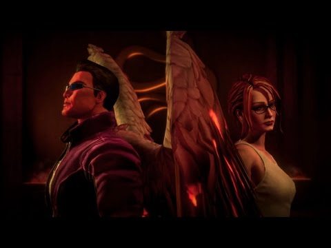Saints Row: Gat out of Hell - 7Sins Trailer