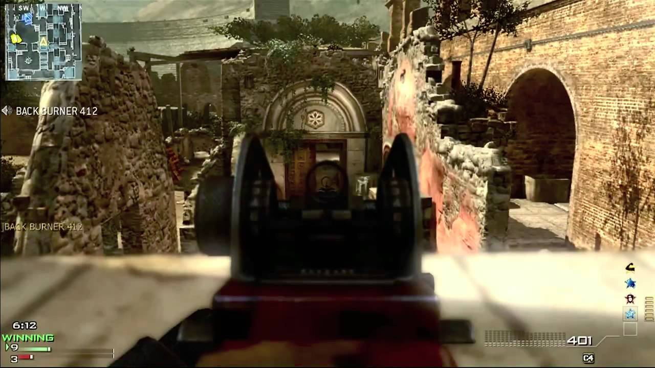 Mw3 Dlc Map Guide Erosion Faceoff 3v3 Tips Callouts Lines
