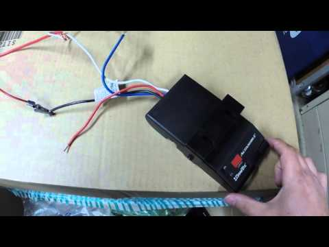 Testing Trailer Brake Controller (Draw-Tite Activator II) Time Delay