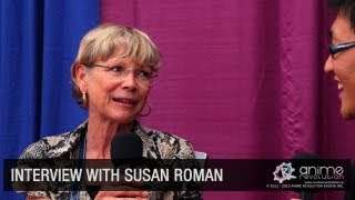 Sailor Jupiter - Susan Roman Interview