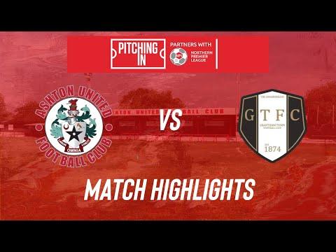 Ashton Utd Grantham Goals And Highlights