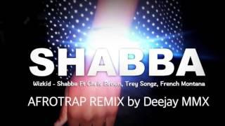 Wizkid - Shabba ft. Chris Brown, Trey Songz, French Montana (MMX 2K16)