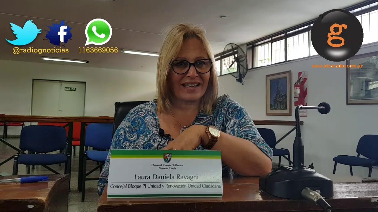 Entrevista a Laura Ravagni