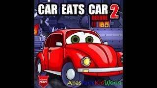 Car Eat Car - Fun Kids Games (Level 1- 6)