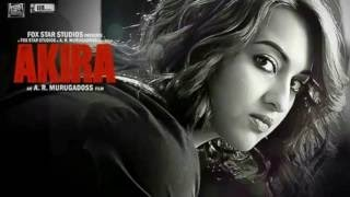PURZA FULL SONG WITH LYRICS - Akira 2016 | ARIJIT SINGH |  Sonakshi Sinha