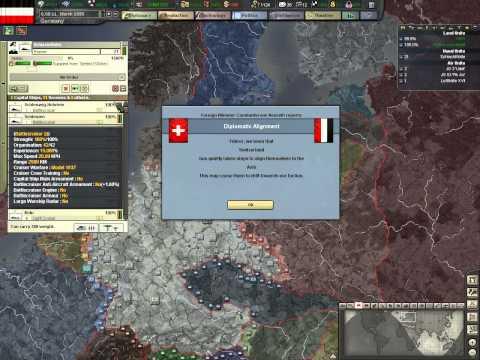 HOI 3: Alemania | Capitulo 2 | 15/05/1936 - 07/05/1939