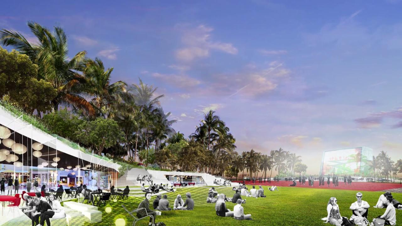 Open S West Palm Beach The Meyer Amphitheater