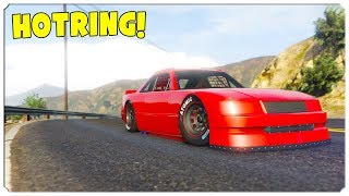 GTA 5 TUNING - HOTRING SABRE... Do czego on? :D