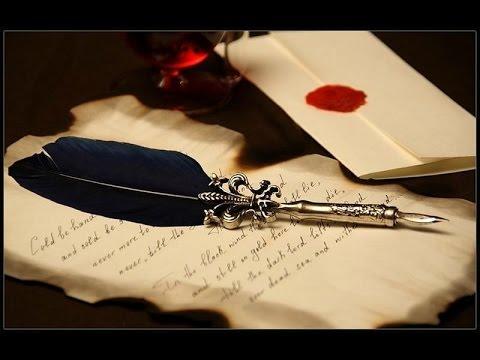 Сделать своими руками перьевую ручку