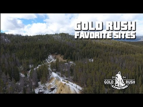 Gold Rush Favorite Sites - Gold Rush Expeditions - 2017