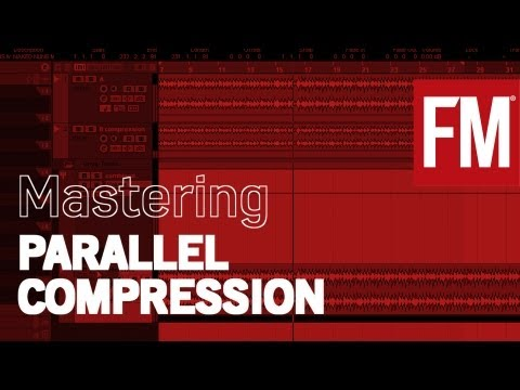 FM's guide to mastering: Understanding parallel compression