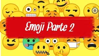 Emojis e suas verdadeiras descrições.\(*;*)/parte 2