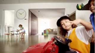 Kimberly-Clark - Huggies Pull-Ups Training Pants - Stop . . . Potty Time -  Commercial - 2010