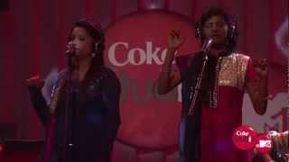 Allah Hoo Hitesh Sonik feat Jyoti Nooran &amp Sultana Nooran Coke Studio MTV Season 2