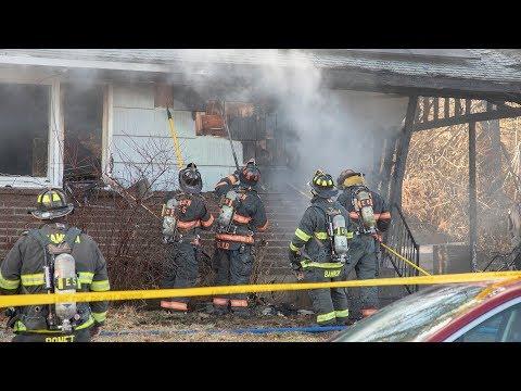 Fallon Dr. 2nd Alarm Fire (Hamden, CT) 2/25/19