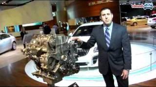Buick Regal GS | 2010 Detroit Auto Show | Edmunds.com