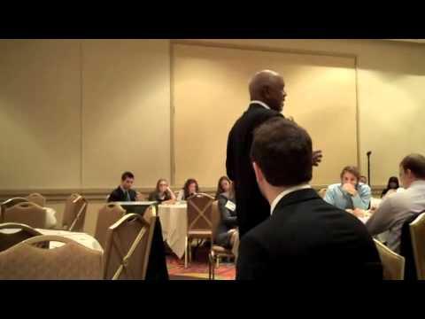 COSGP William Anderson NOSS Speech (part 1 of 2)