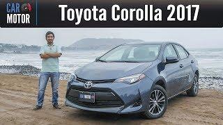 Toyota Corolla 2017 - Se Ve Mejor A Sus 50 Años