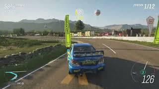 "Forza Horizon 4 - Final Dirt Racing Event ""The Gauntlet"" with Subaru Impreza WRX STI"