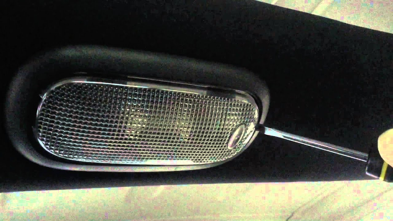Jeep Jk LED interior light replacement YouTube