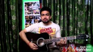 Kaash Ye Pal || Jal The Band || Guitar Cover || Kshanu