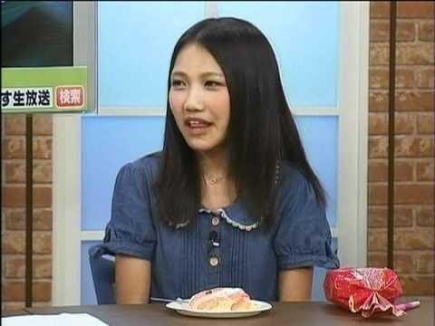 井上苑子 J:COMの『8時です!生放送』 - YouTube