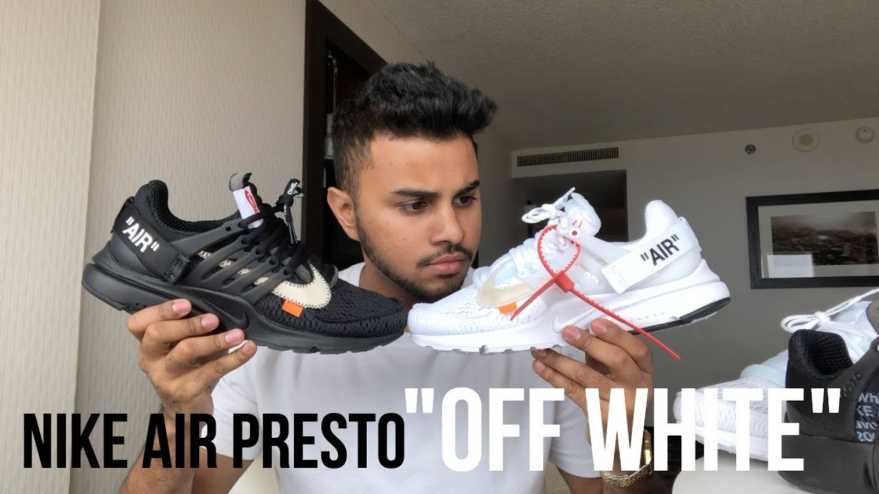 """The 10 : Nike Air Presto """"Polar Opposites White"""""""