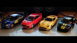 An Introduction To Collecting Diecast Model Cars