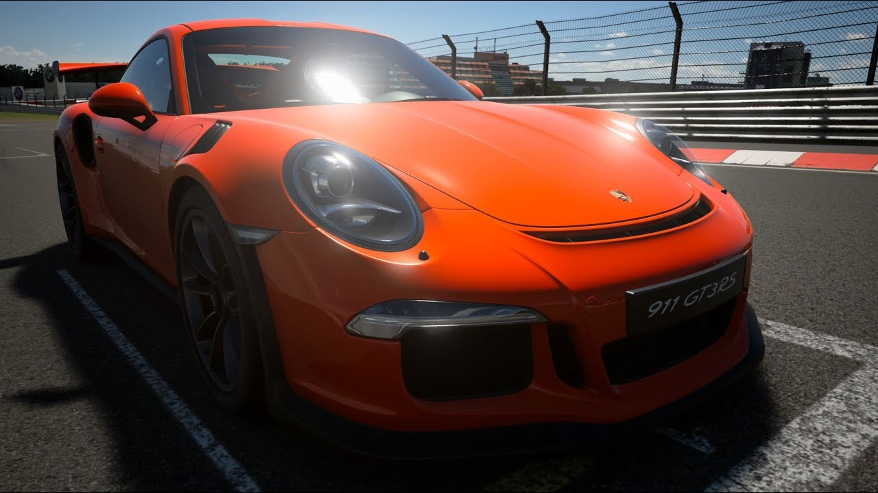 the porsche 911 gt3 rs in gran turismo sport youtube. Black Bedroom Furniture Sets. Home Design Ideas