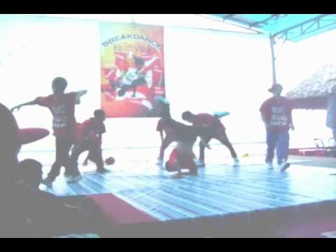 BIGbangCrew Showcase in Eadbi Show Kien Giang 20-06-2010