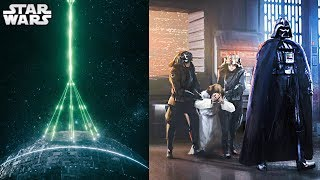 How the Empire Kept the Death Star a SECRET FROM THE GALAXY (CANON) - Star Wars Explained