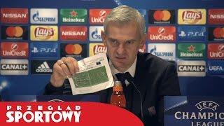 Legia - Sporting 1:0. Magiera: Miałem na kartce, że będzie 1:0
