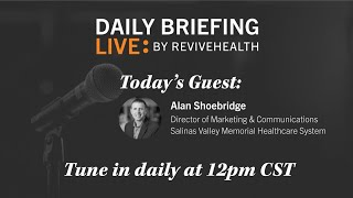 Daily Briefing Live on COVID-19 by ReviveHealth | March 23, 2020