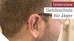 Gehörschutz für Jäger