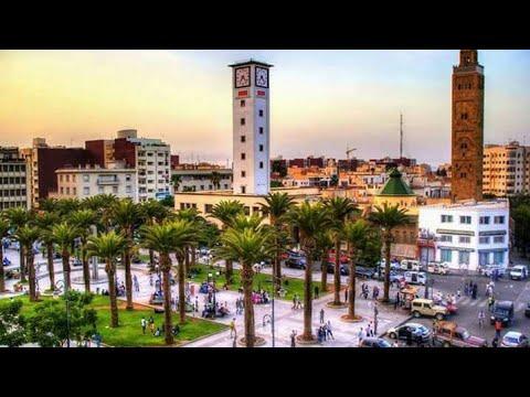 Oujda City 48 جولة في مدينة وجدة