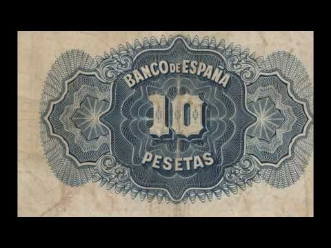 Currencies of the World: Principality of Andorra; Spanish Peseta (1935)