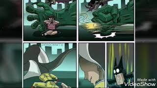Ảnh chế hài hước về các siêu anh hùng