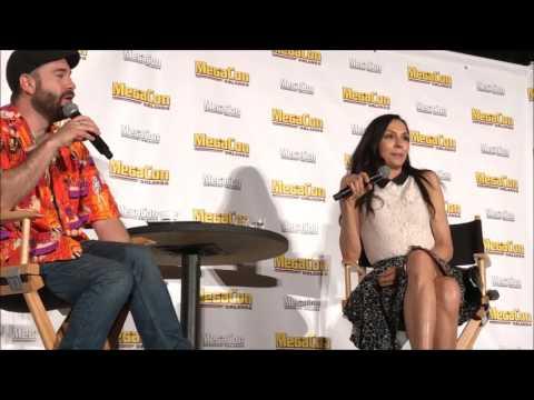 Famke Janssen Full Q&A Panel at MegaCon 2017