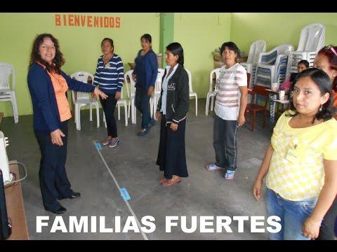 """FAMILIAS FUERTES - Amor y Límites - Dinámica """"El nudo"""""""