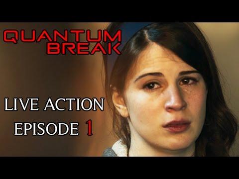 Quantum Break Deutsch German Live Action Episode 1 Monarch Solutions