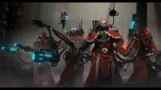 Warhammer 40k: Mechanicus - кампания. часть 1. стрим