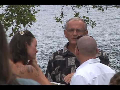 THE wedding @ Lake Crescent.avi