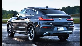 2019 BMW X4 xDrive30i xLine - Beauty Shots and Driving Scenes