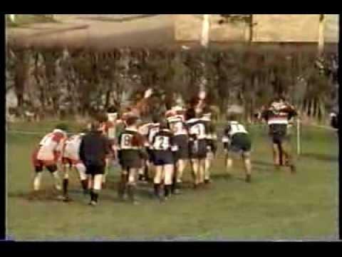 ISST 1995 Rugby Tournament - ISB vs British School of Paris