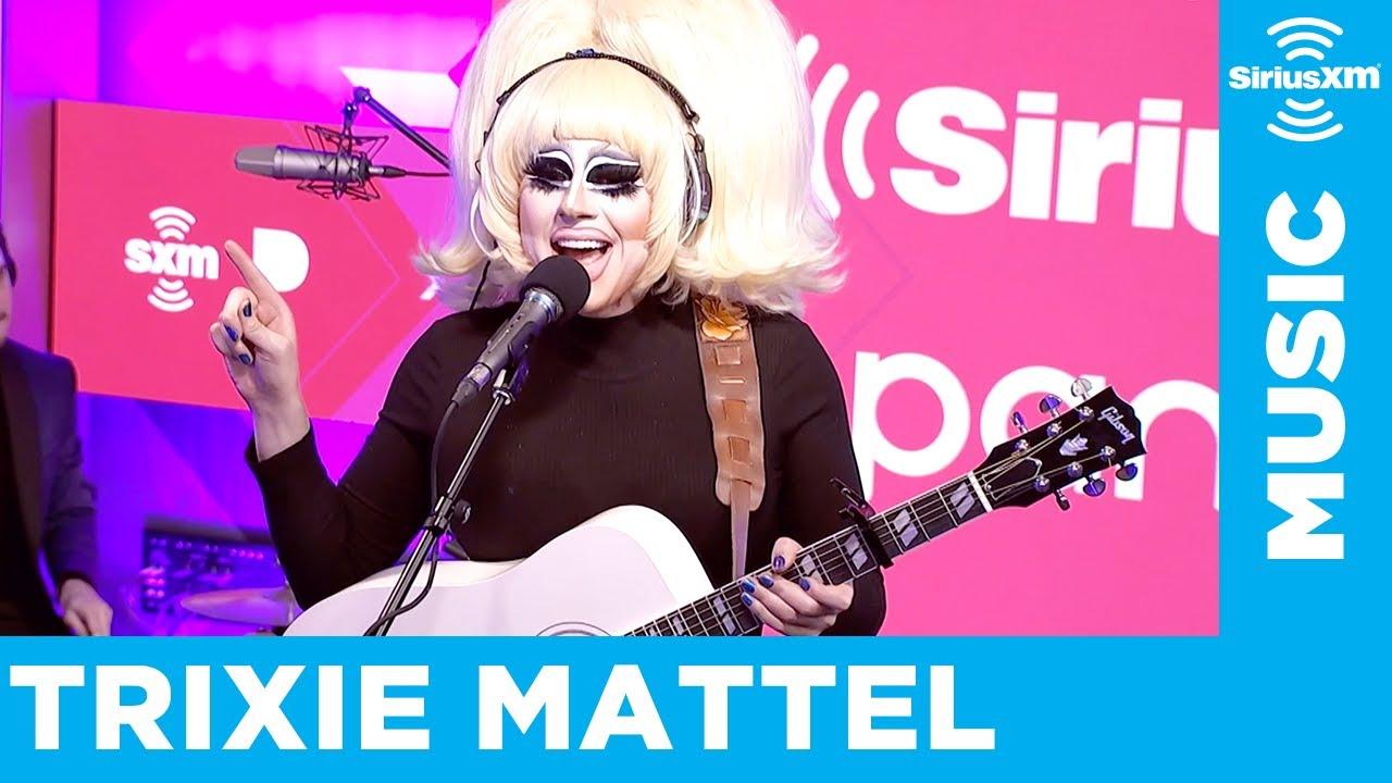 Trixie Mattel - Jesse Jesse [LIVE @ SiriusXM]