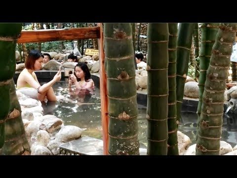 Jia He Hot Springs Resort Nanning China
