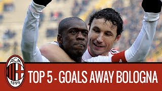 Download Video AC Milan Top 5 Goals Away to Bologna MP3 3GP MP4
